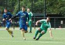 FC Stoppenberg II.    –    FC Blau – Gelb Überruhr II .  1 : 7 ( 0 : 3 )