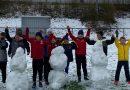 Start unseres Oster-Fußball-Camps
